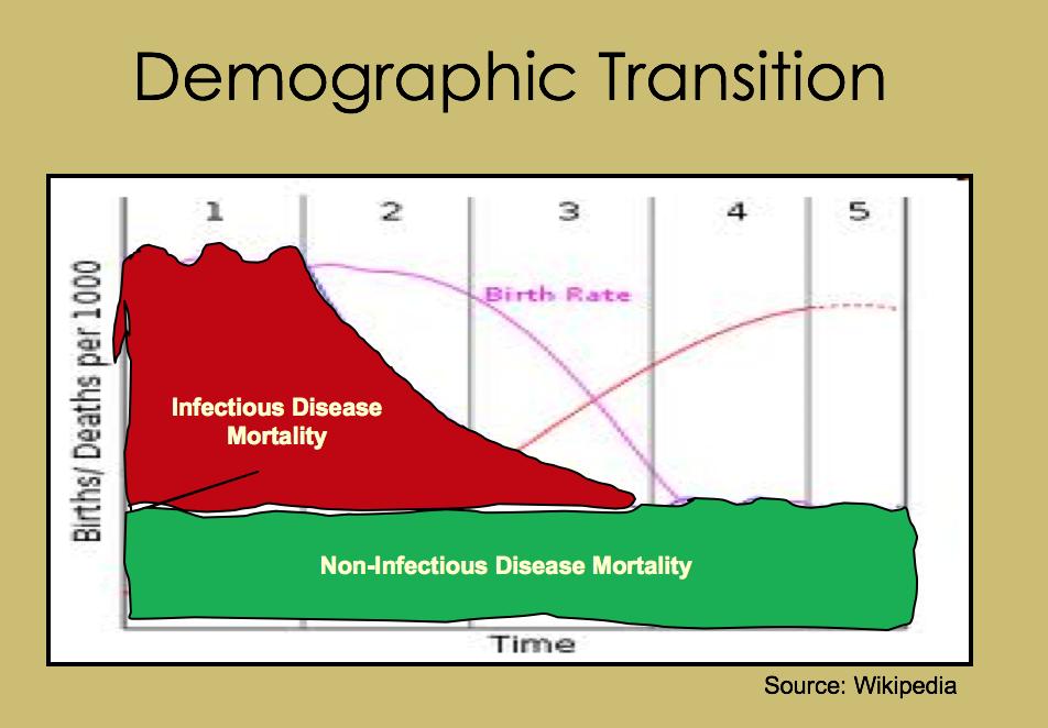 communicable disease week 4