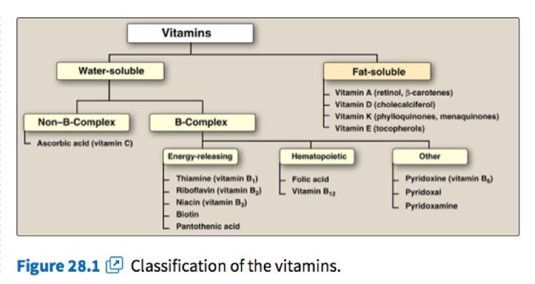 Vitamins  Fa Pg 89