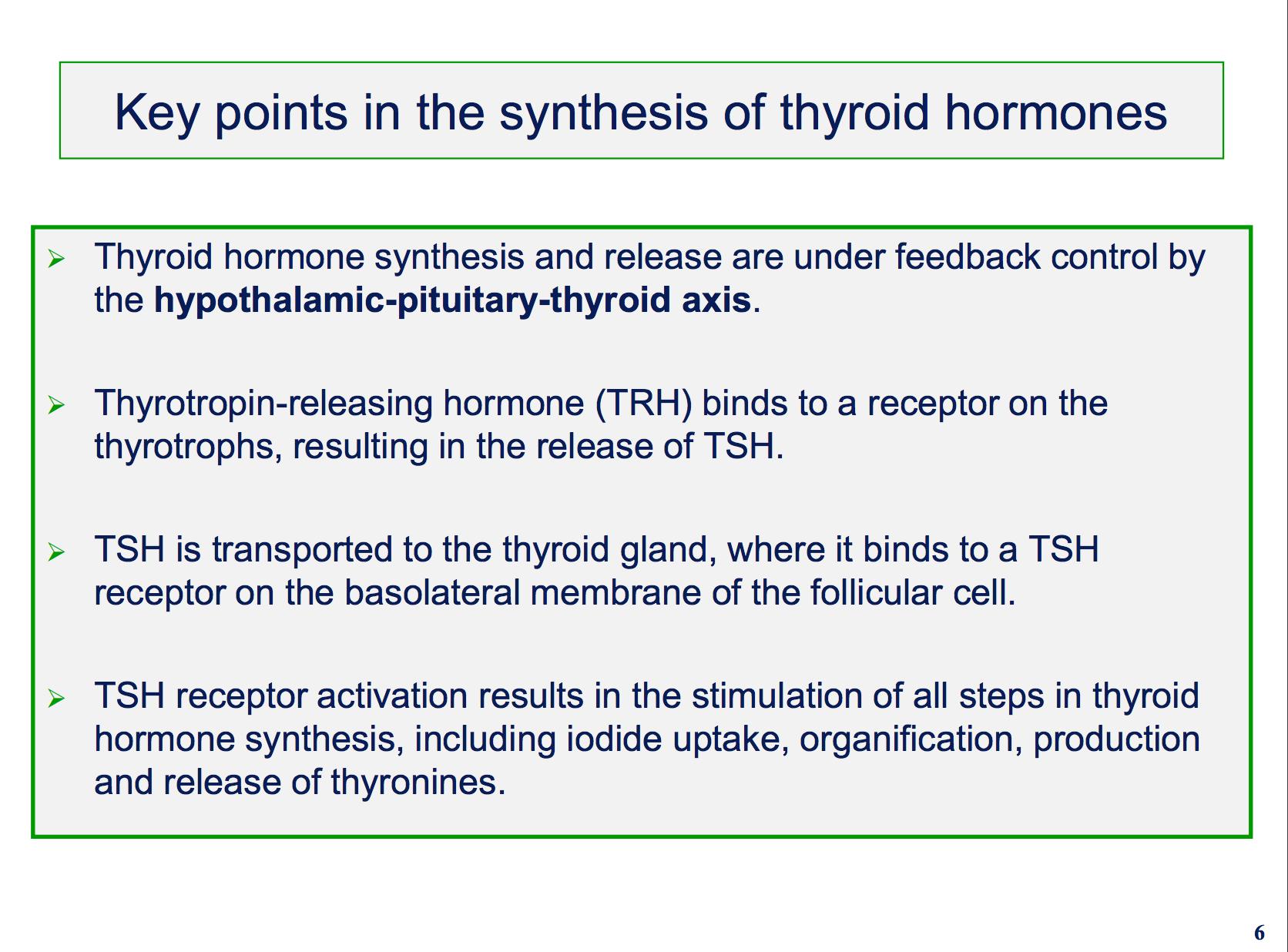Physiology L29 30 Thyroid Gland Flashcards Memorang